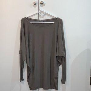 Vince Long Sleeve 100% Cotton Woman's Shirt